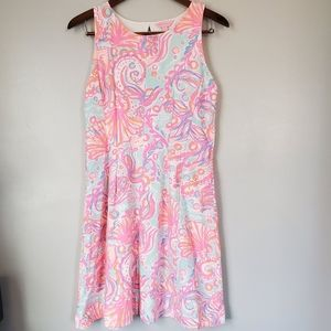 Lilly Pulitzer felicity fit and flare dress